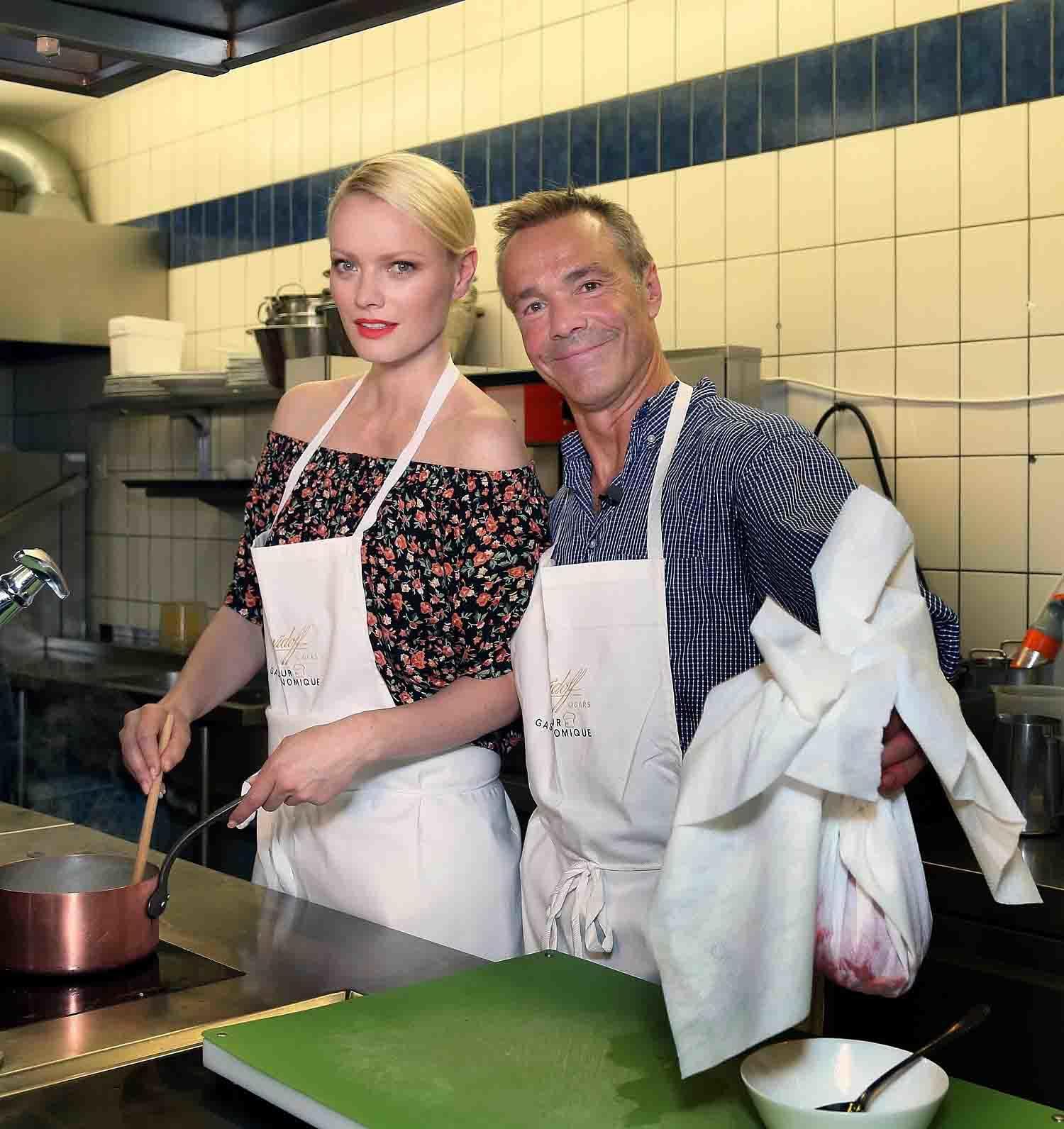 Davidoff Tour Gastronomique 2016