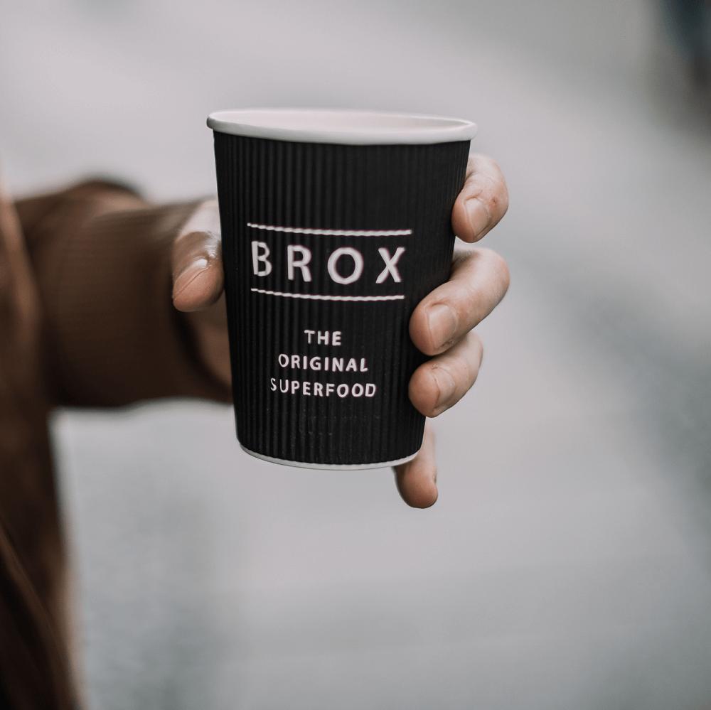 Brox Coffee Cup - The Original Superfood