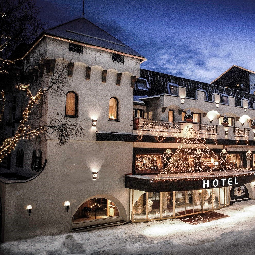 Hotel Weihnachten