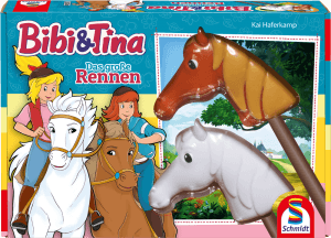 Bibi & Tina - Das große Rennen_Packshot Frontal (c) Schmidt Spiele