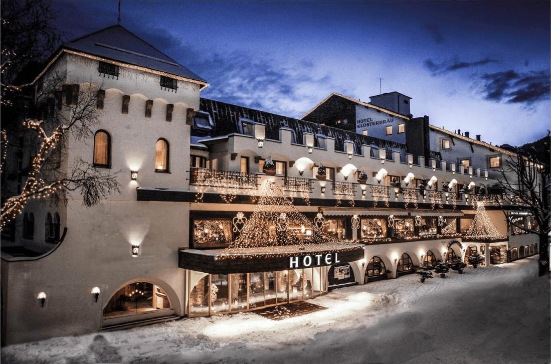 500 years of Klosterbräu